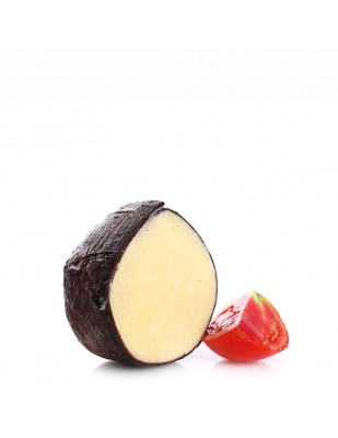 Brânză de burduf în coajă de brad