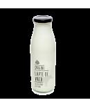Lapte de vacă fiert