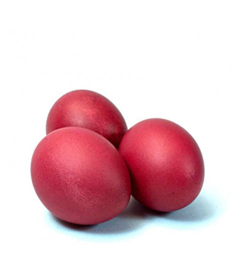 Caserolă ouă roşii