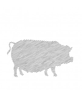 Parizer de porc