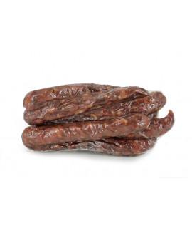 Cârnăciori de mangaliţă şi vită, cu chimen