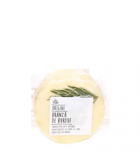 Brânză de burduf în vid