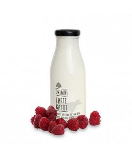 Lapte bătut de vacă 250 ml