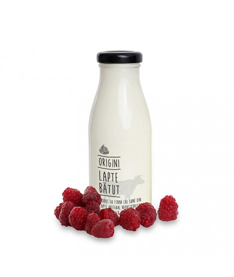 Lapte bătut - de vacă