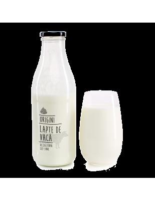 Lapte de vacă - fiert